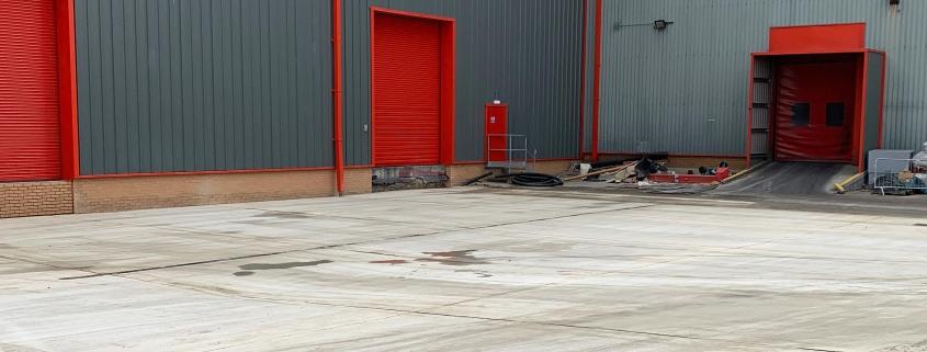 Warehousing & Distribution Yard