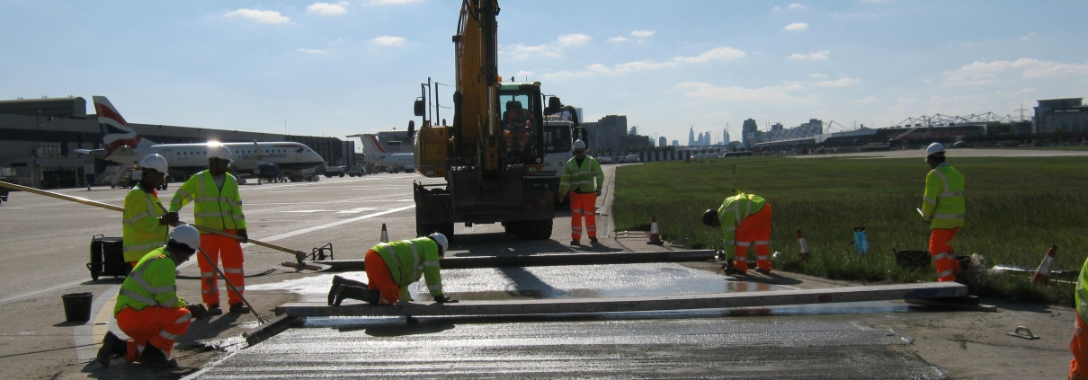 Airport Works