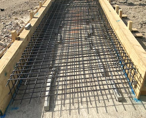 FRC- Formwork, Reinforcement and Concrete