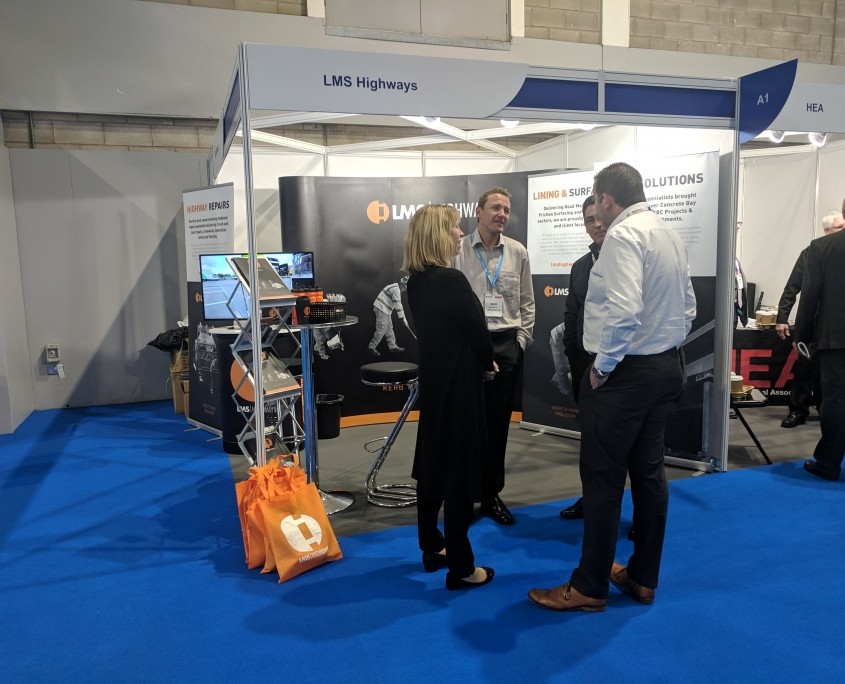 LMS Stand 2018