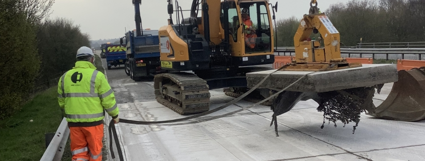 M20 Major Concrete Repairs