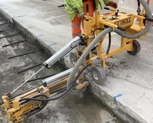 M20 Major Concrete Repairs