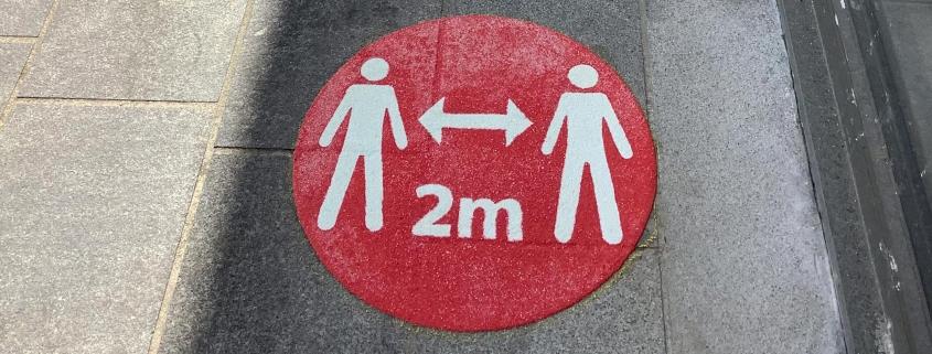 2m social distancing