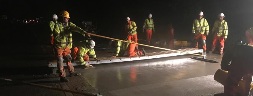 Why concrete not asphalt?