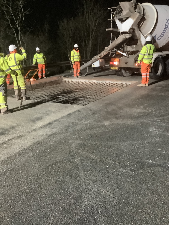 A449 Concrete Repairs