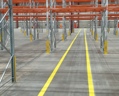 Our Services - Warehousing & Distribution